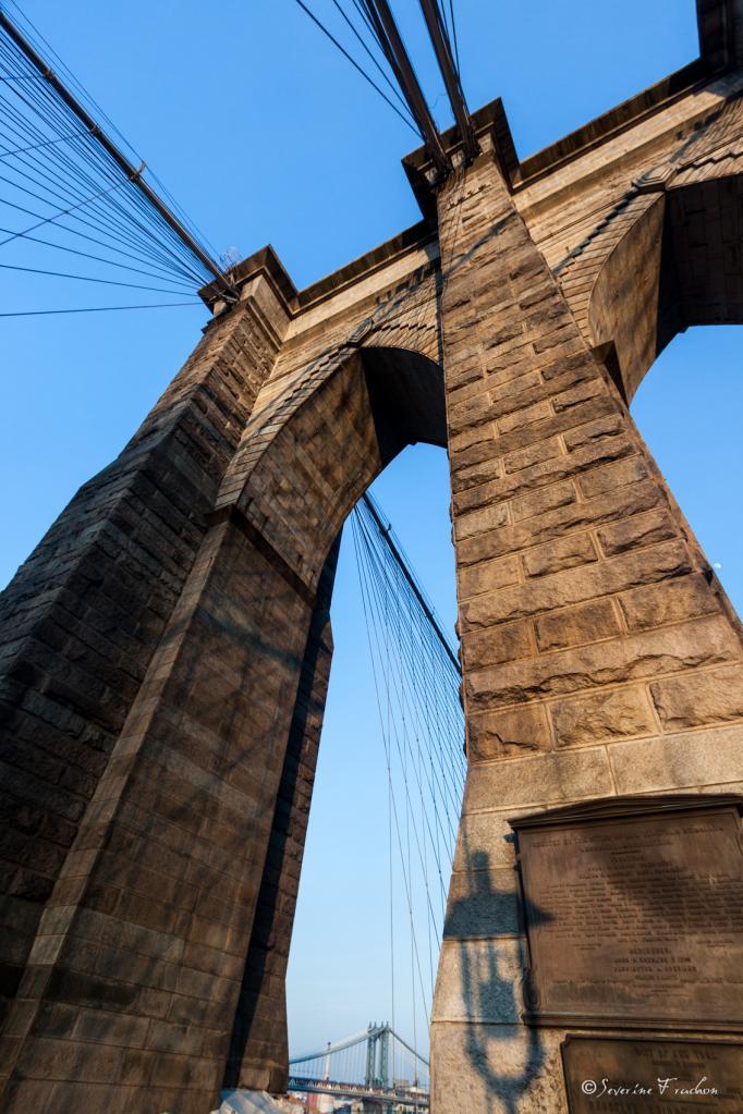 Le pilier de Brooklyn