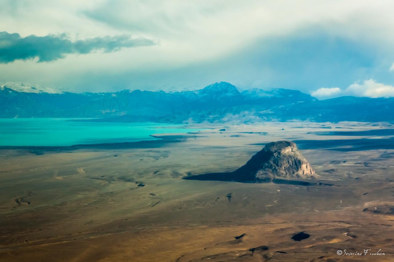 Mont solitaire, Patagonie