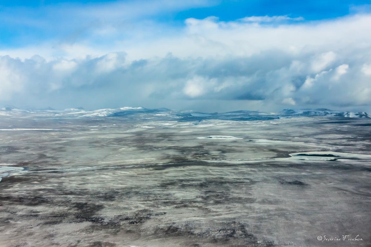 Quand la neige s'invite, Patagonie