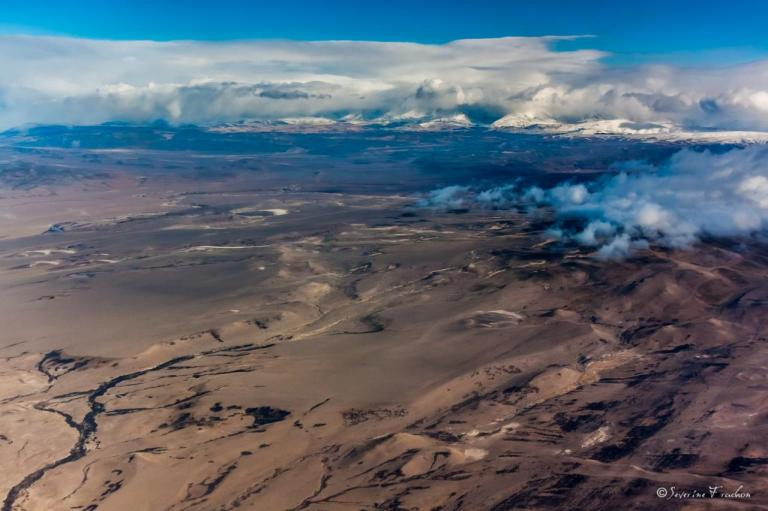 Un air de Patagonie, Patagonie