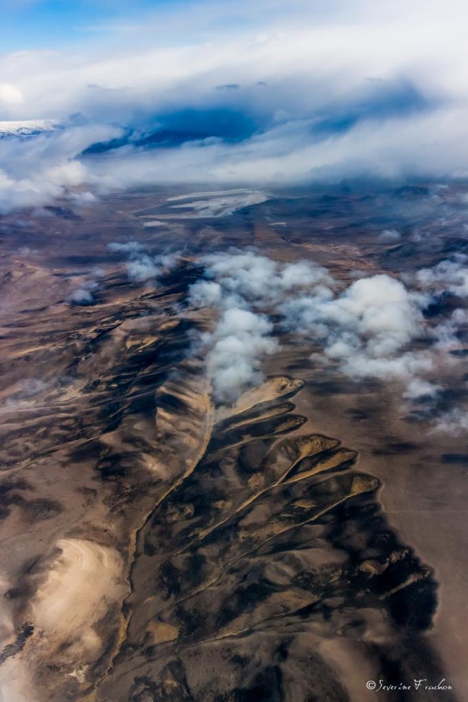 Une faille dans les nuages, Argentine