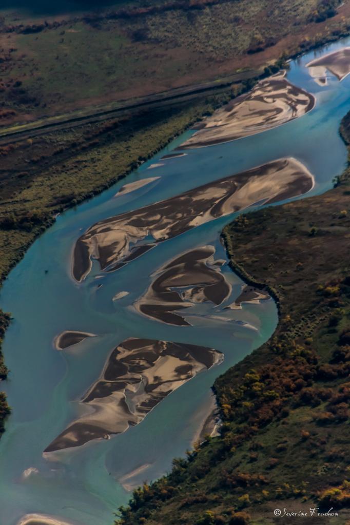 Bancs de sable, Argentine