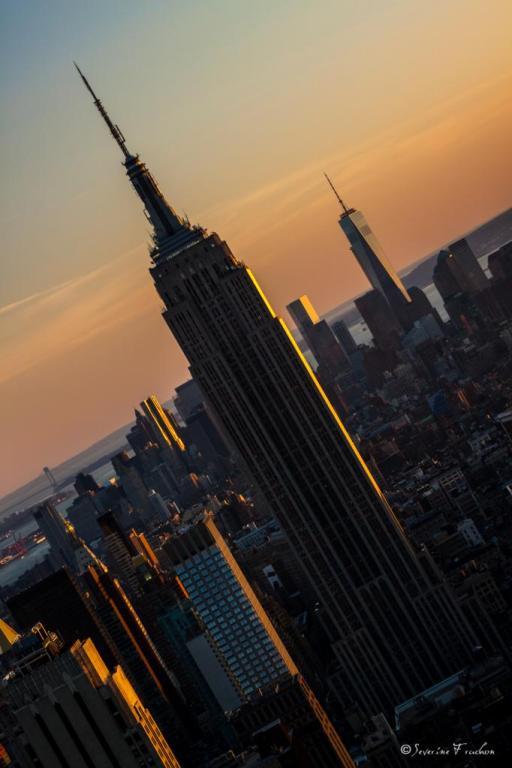 The One WTC Vs Empire