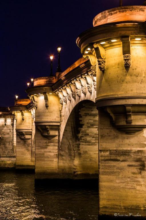 Piliers du Pont-Neuf