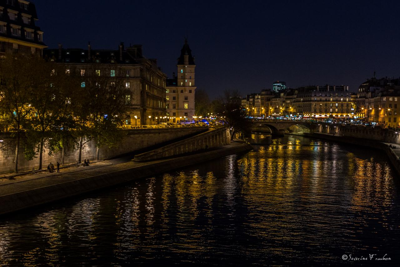 Le Pont St-Michel