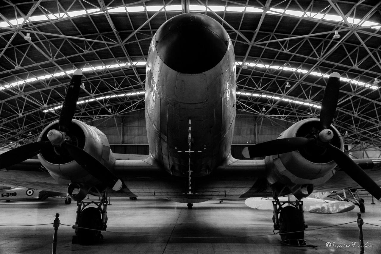 Musée de l'aviation, Moron