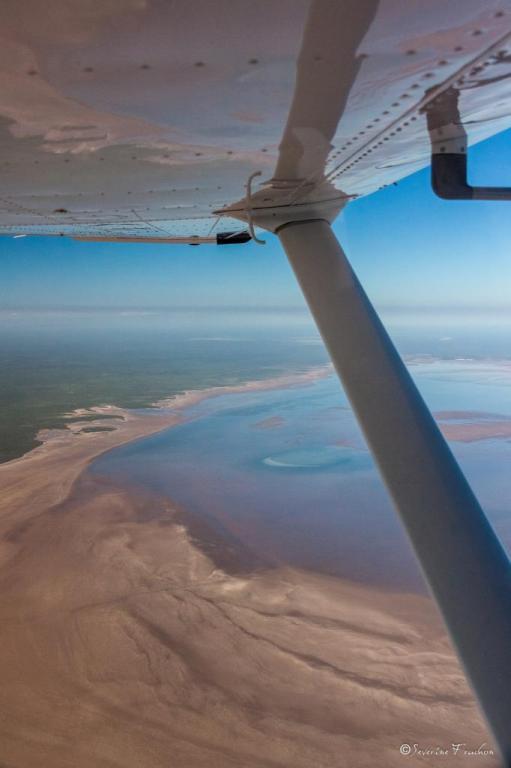 Lago Pampa de las Salinas